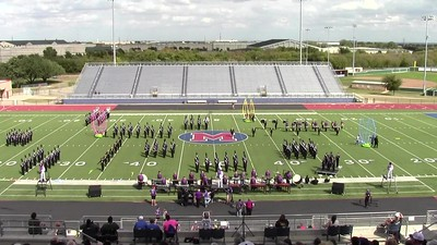 UIL Region 8 Marching Contest @ Waco Midway 10/21/2017