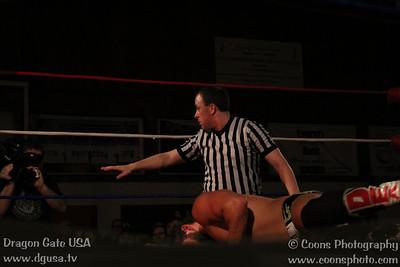 DGUSA 11/2/12 - Johnny Gargano vs EITA