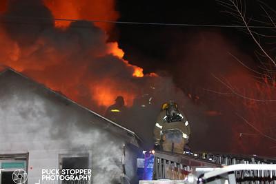 Fatal Box Alarm - Petoskey @ Lawrence, Detroit, MI - 11/10/18