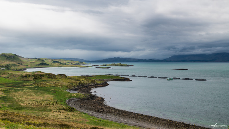 AN T-OBAN - The Little Bay in Gaelic