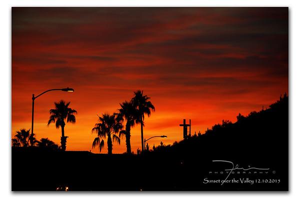 Sunset 12.09.2015