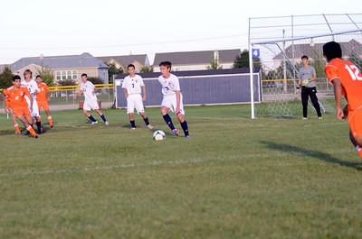 OE JV boys soccer 2014