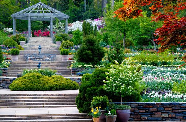 Duke Gardens April 2016