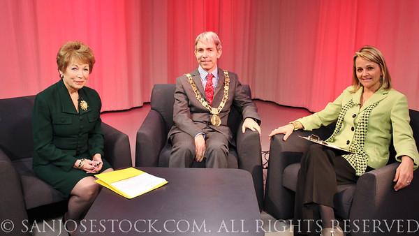 DUBLIN SISTER CITY DELEGATION VISITS CreaTV
