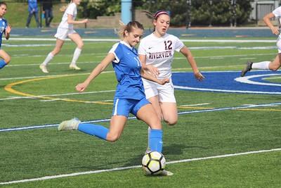 HS Sports - Riverview vs. Gabriel Carlson Girls District Soccer