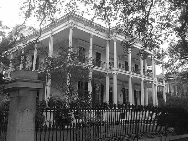 New Orleans on a Blackberry Street Photography