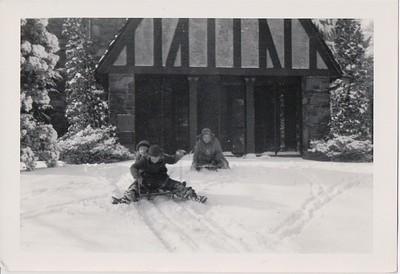 Henderson Family 1940s