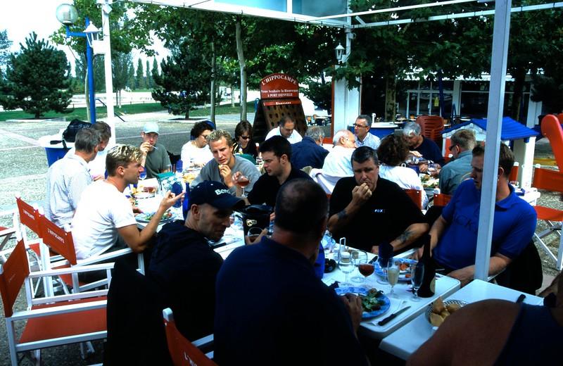WCC03-benslides3 - Having lunch