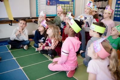 Room 173: 100 Days of Kindergarten March 2019