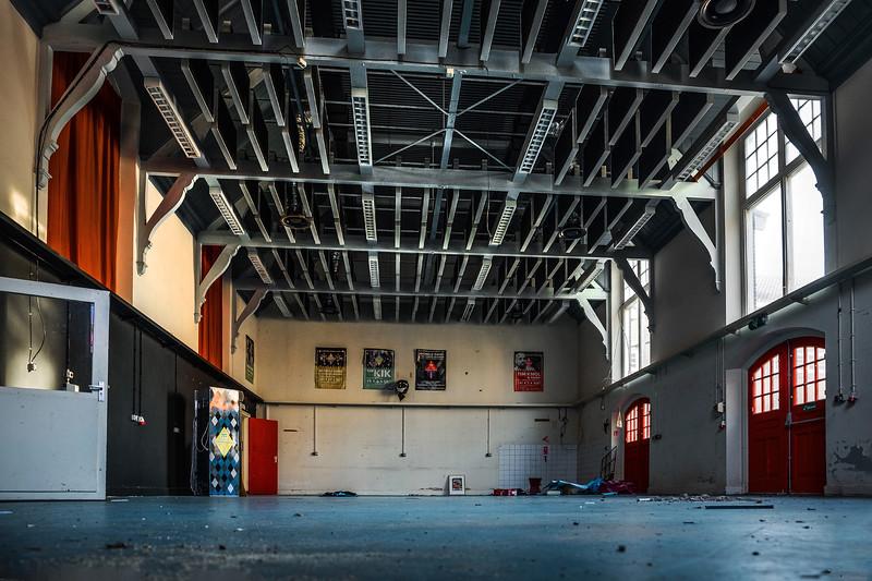 Gymgebouw Voormalige HBS / Stad & Esch Zuideinde, Meppel