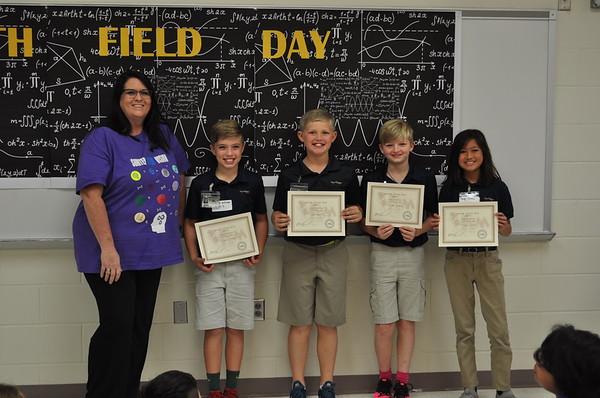 2019 - Math Field Day