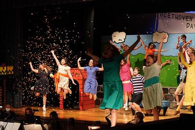 LB Charlie Brown Musical Dress Rehearsal Act 1 (2021-02-25)