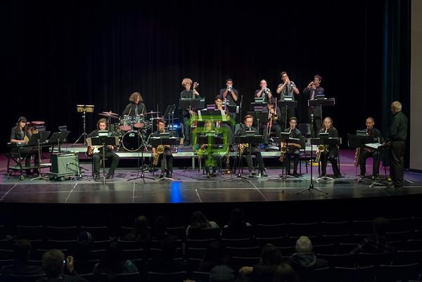 Jazz Concert, Nov. 28, 2017