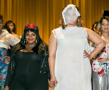 Odd One Fashions - 2017 - District Of Curves: DC Full Figured Fashion Showcase