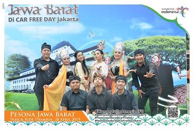 190428 | PESONA Jawa Barat di CFD Jakarta