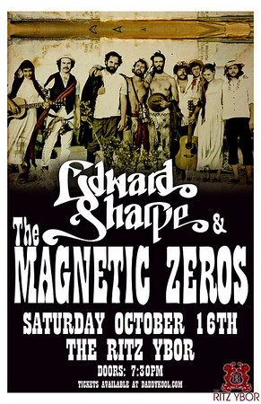 Edward Sharpe & the Magnetic Zeros October 16, 2010