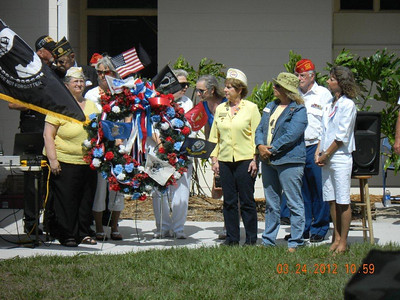 Welcome Home Viet Nam Veterans 25 Mar 2012