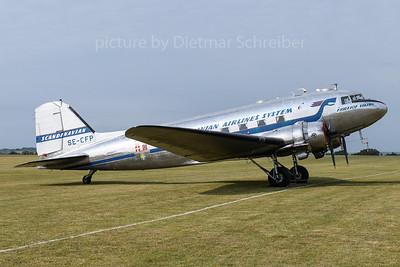 SE-CFP Douglas DC3