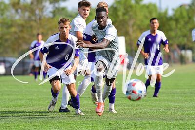 Drake Bulldogs Men's Soccer vs. Western Illinois  08302021
