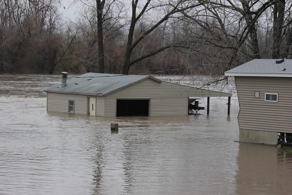 April flooding