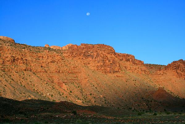 RVing 2013 Summer Moab UT