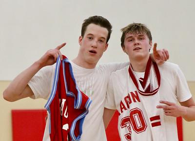 Alumni Basketball Game 12-23-18