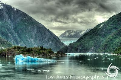 Tracy Arm Fjord - Juneau Alaska