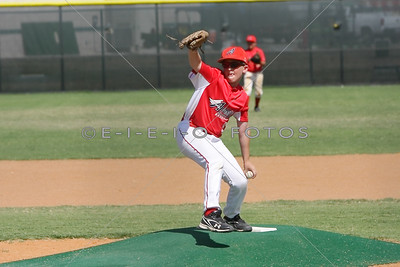 June 19, 2011  Austin Angels vs Grand Slam  11U