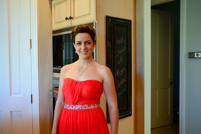 Claire Prom 2014