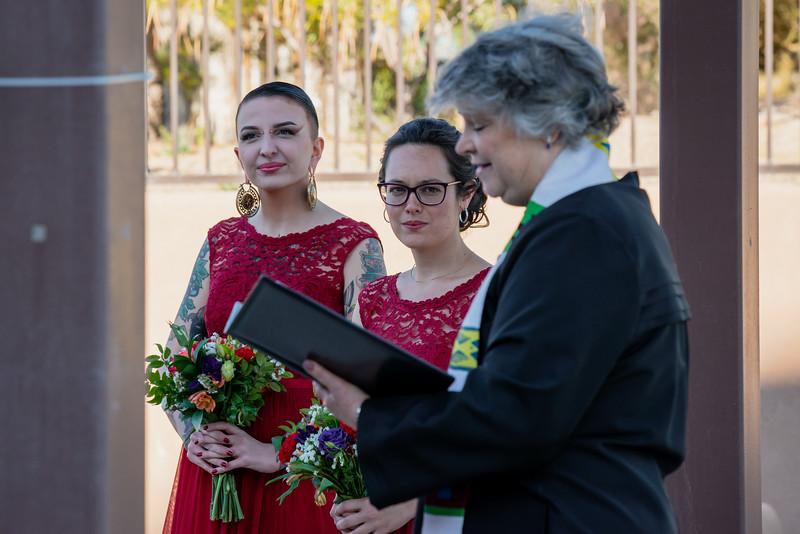 Sandia Hotel Casino New Mexico October Wedding Ceremony C&C-74.jpg