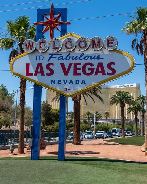 Day 9: Zion & Las Vegas