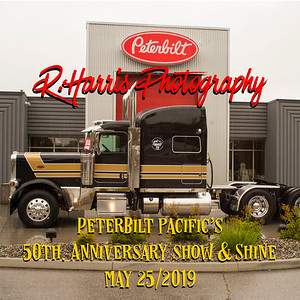 2019-Peterbilt Pacific's 50th. Anniversary Truck Show & Shine