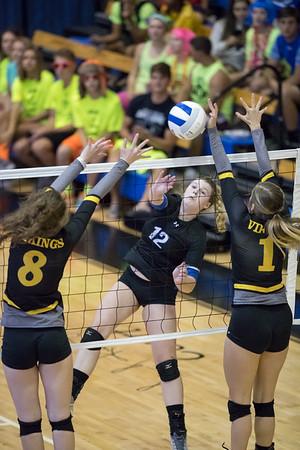 9-27-2017: Varsity Girls Volleyball- CSN vs BVHS