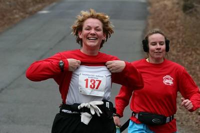 Mile 10.25 - Second 50 - GW Marathon 2005