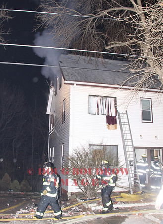 Chelsea, MA - 2nd Alarm, 61 Cook Ave, 3-22-09