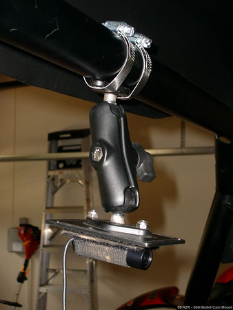 Bullet Camera Mount