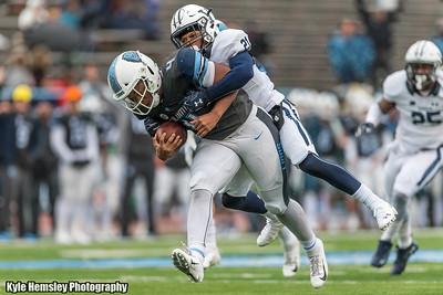 Yale 10-17 Columbia