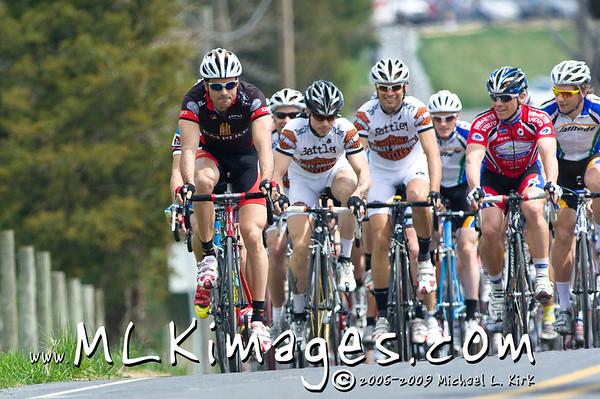 Middle Creek Road Race  <br> Pro 1/2/3 Men<br>Cat 3/4 & 35+/45+ Men <br> Tour de Ephrata