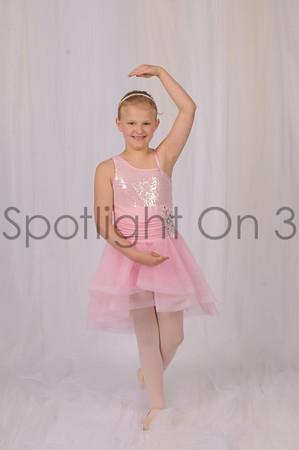 Monday at IPR - Ballet II/B, Ms. Kari