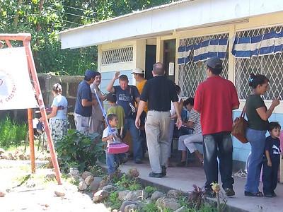 Medical Mission Parcila 10-07