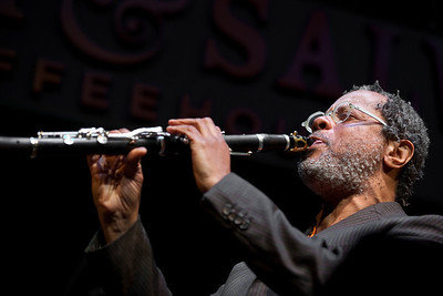 Don Byron live at the Freight and Salvage february 23,2011