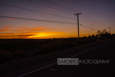 On the Road from Farmington, New Mexico