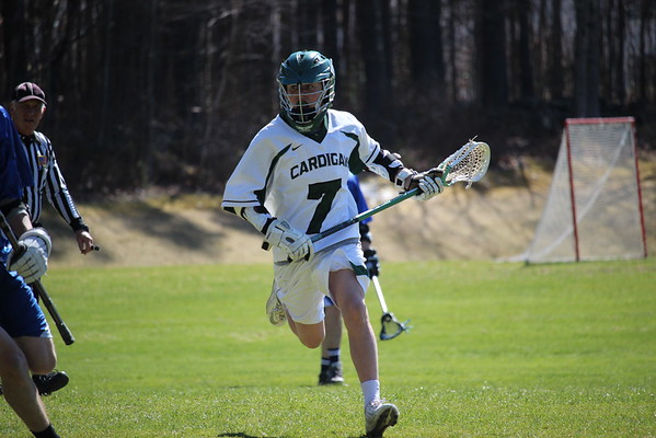 JV Lacrosse vs. White Mountain School