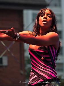 Kelly Rowland  (Jun. 2009)