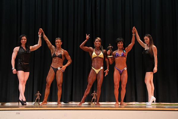 Mid Florida Classic Women's Bodybuilding Finals