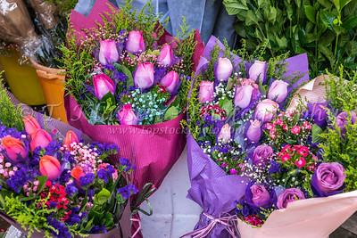 Kowloon, Flower Market