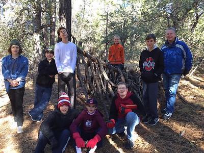 Junior High Winter Retreat 2016