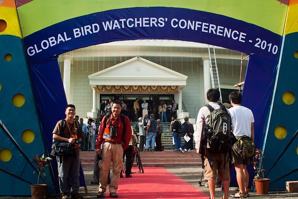 Global Birdwatchers Conference 2010 Gudjarat, India
