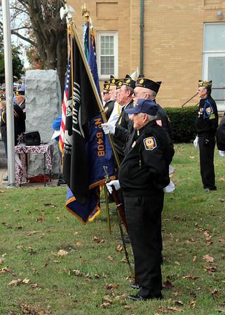 2016 National Veterans Day