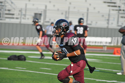 8-30-13 Pearland Oilers vs Madison Marlins Plus Pearland Youth Football Night